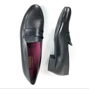 Munro Loafer Made in USA Black Size 8 N (#41)